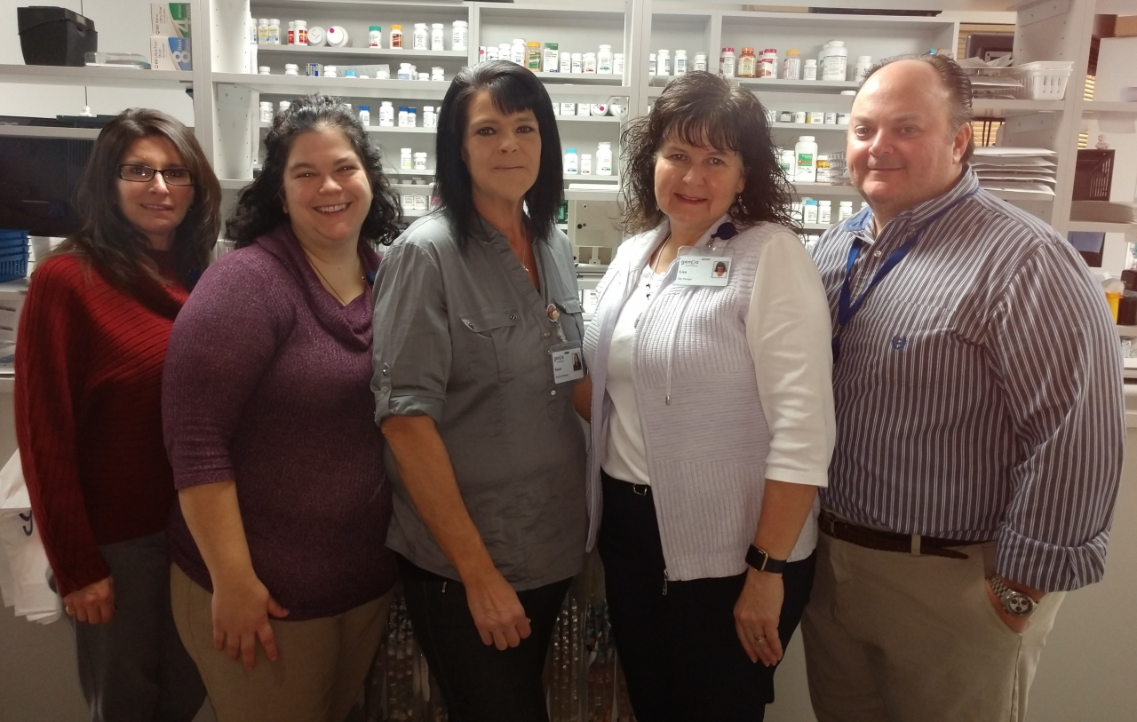 Genoa Pharmacy Staff | Four County Counseling