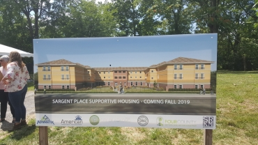 Sargent Place Supportive Housing-Coming Fall 2019