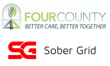 Four County Announces Partnership with Sober Grid to Deliver 24/7 Peer Recovery Coaching